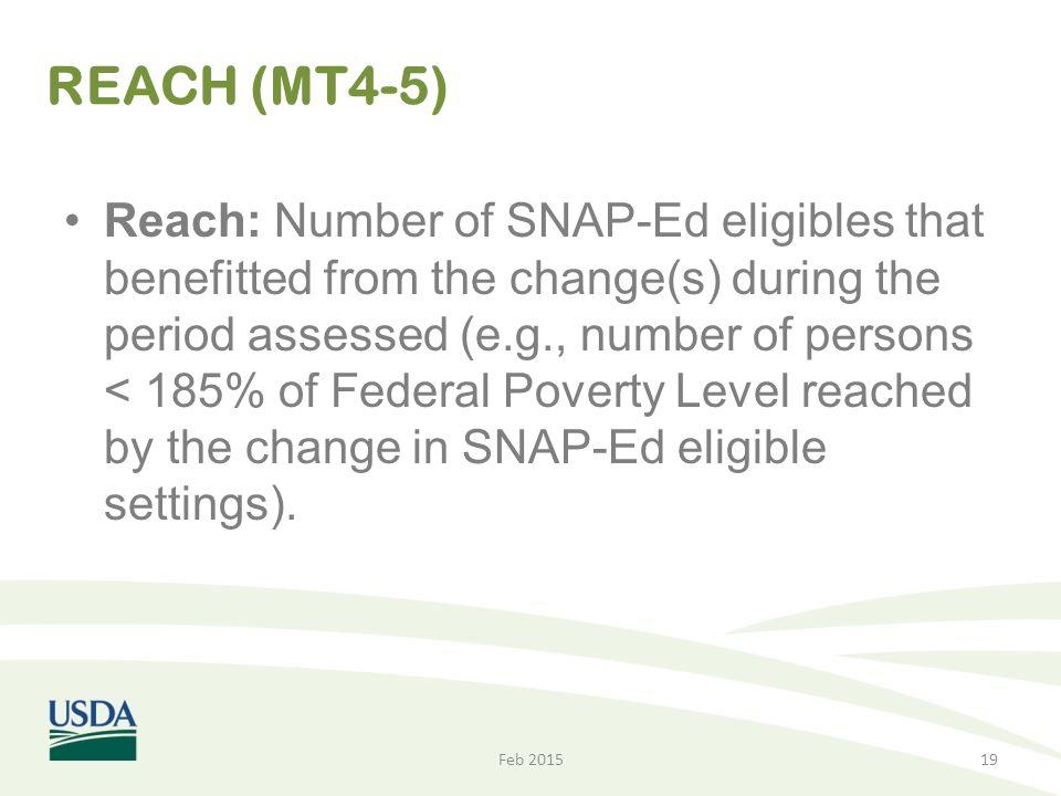 REACH (MT4-5)