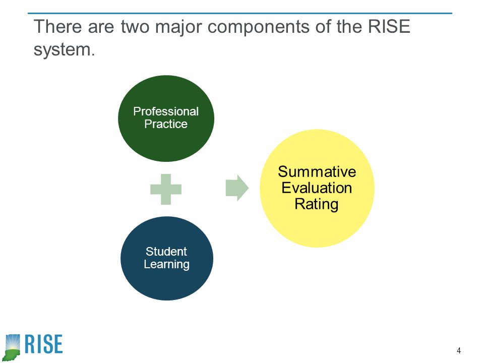 There are two major components of the RISE system.