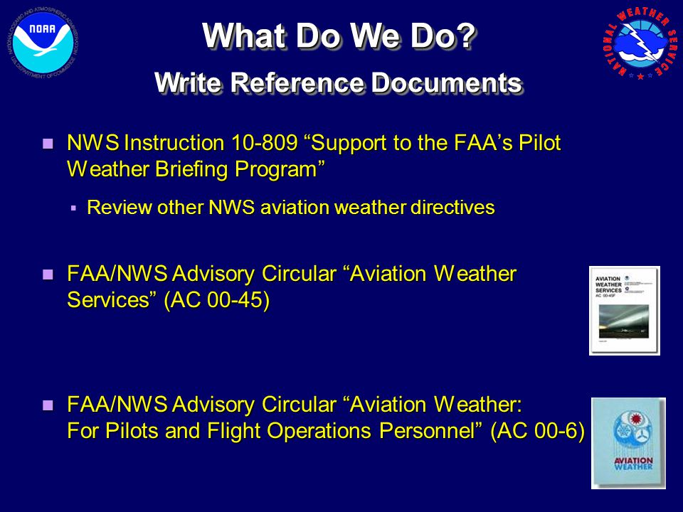 Write Reference Documents