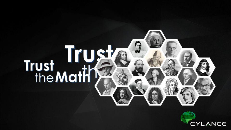 Trust Vendor the Trust Math the