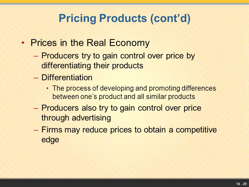 difference between price and nonprice competition Learn about monopolistic and perfectly competitive markets, what they are, and the main differences between perfect competition and monopolistic markets.