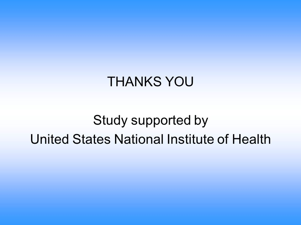 United States National Institute of Health