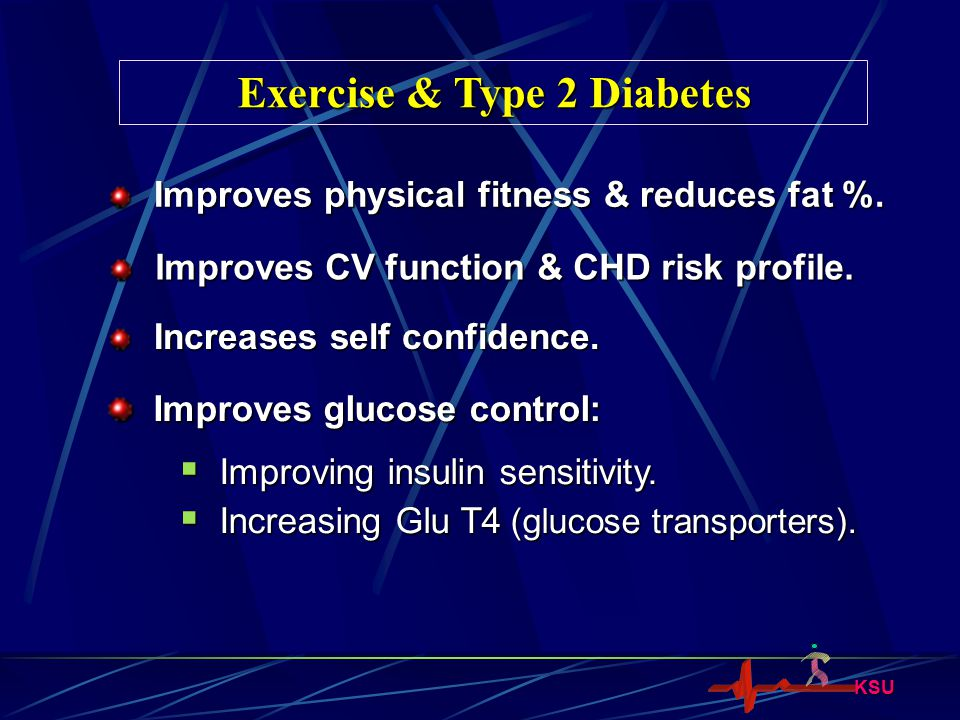 Exercise & Type 2 Diabetes