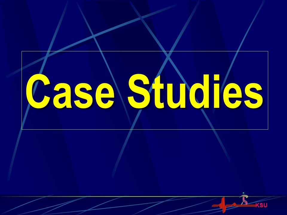 Case Studies KSU