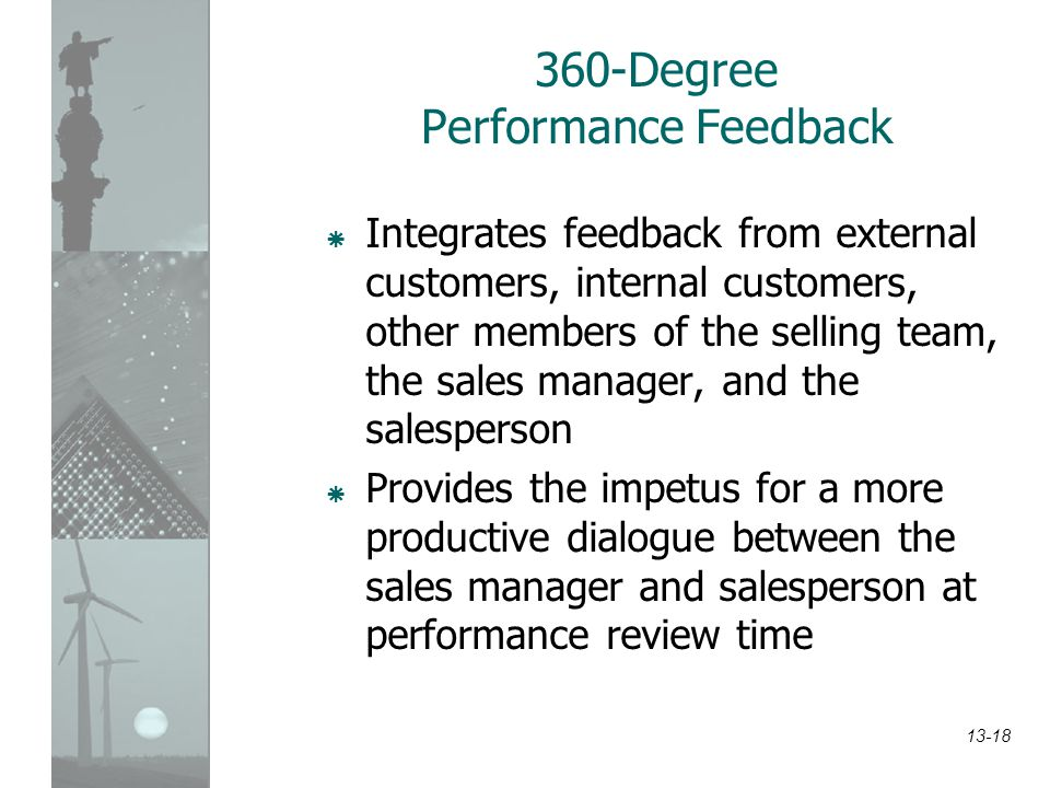360-Degree Performance Feedback