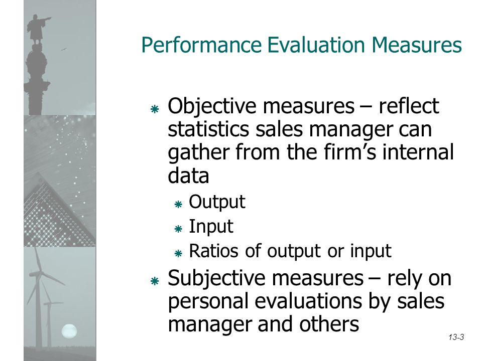 Performance Evaluation Measures