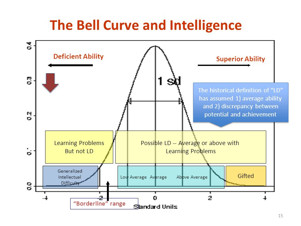 The Bell Curve and Intelligence