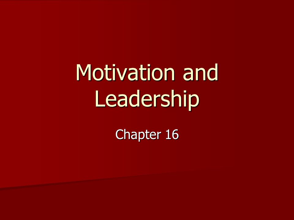 leadership motivation Communication is a powerful tool that leadership can use to create an environment that brings forth employee motivation communication provides information, makes employees feel important and recognized, and provides the glue that binds a workforce with their leadership and their organization.