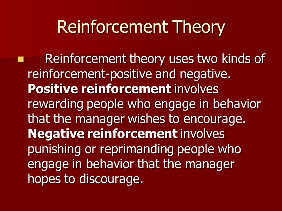 rewarding and punishing the same behavior Punishment trumps rewards in learning behavior experiment  punishing students for poor performance may be more effective than rewarding them for.
