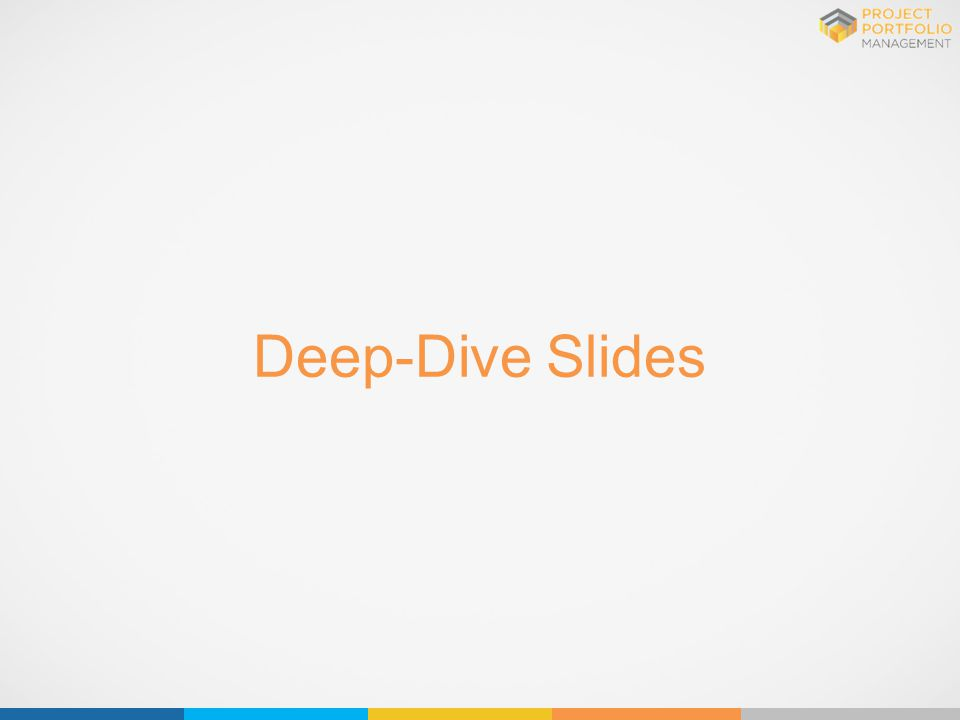 Deep-Dive Slides