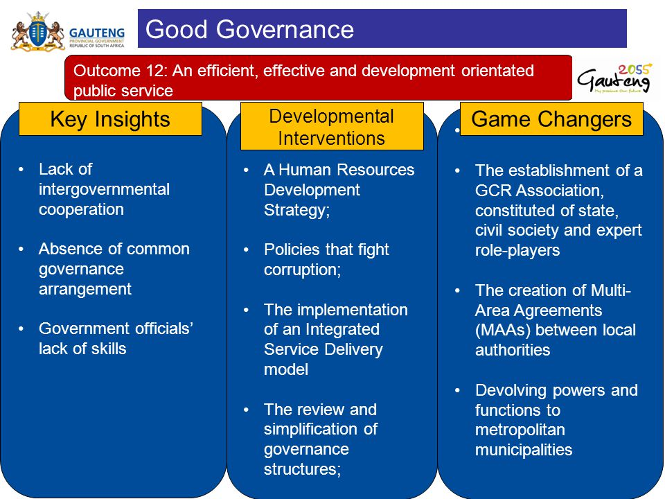 Developmental Interventions
