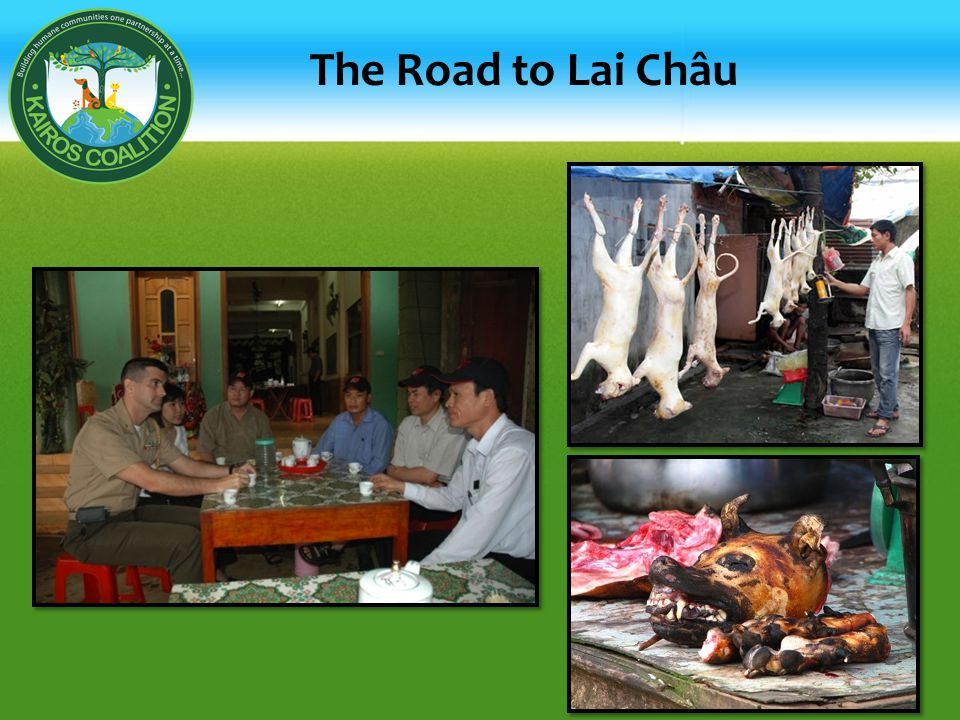 The Road to Lai Châu