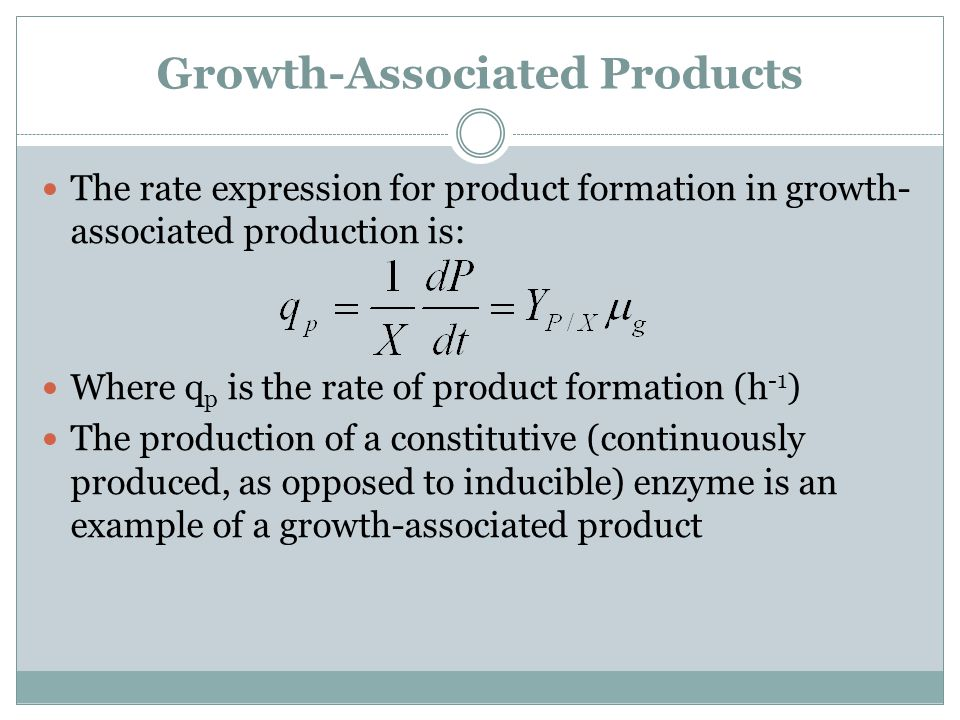 Growth-Associated Products