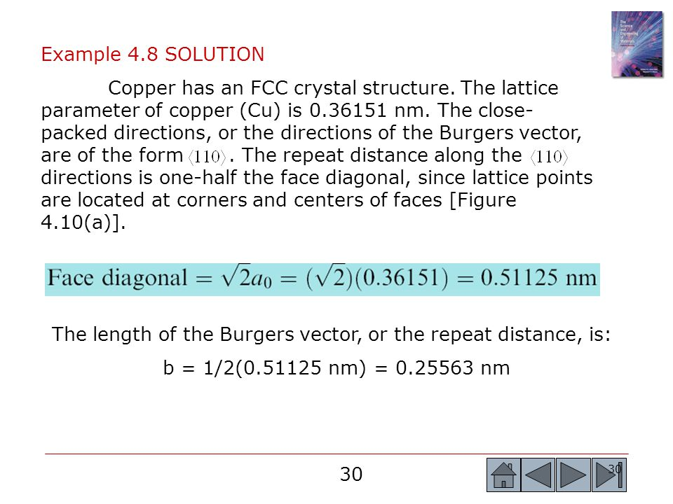 Example 4.8 SOLUTION