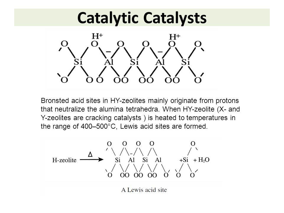 Catalytic Catalysts