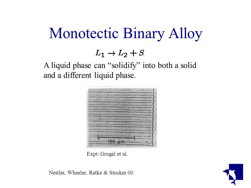 Monotectic Binary Alloy