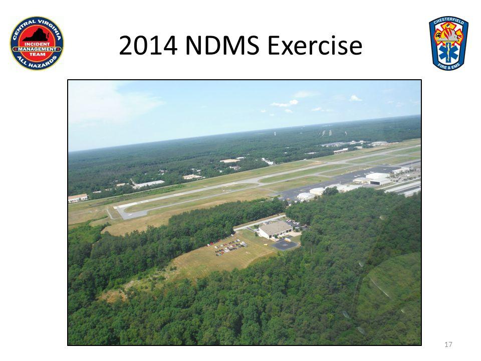 2014 NDMS Exercise