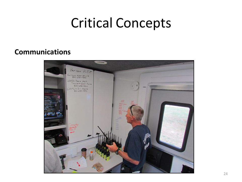 Critical Concepts Communications