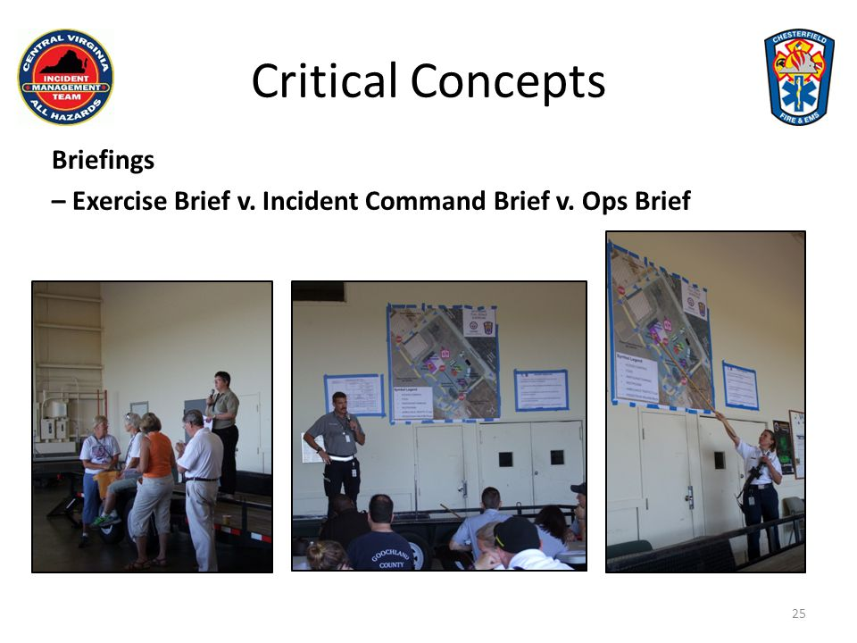 Critical Concepts Briefings