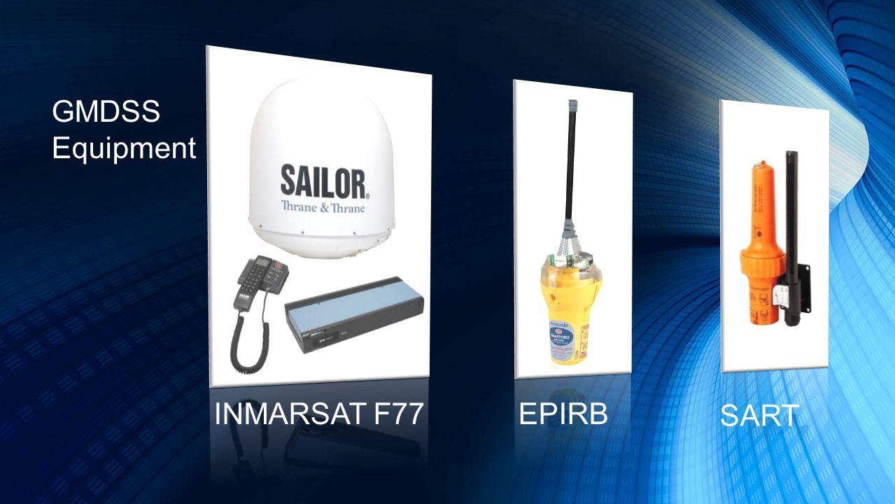 GMDSS Equipment INMARSAT F77 EPIRB SART