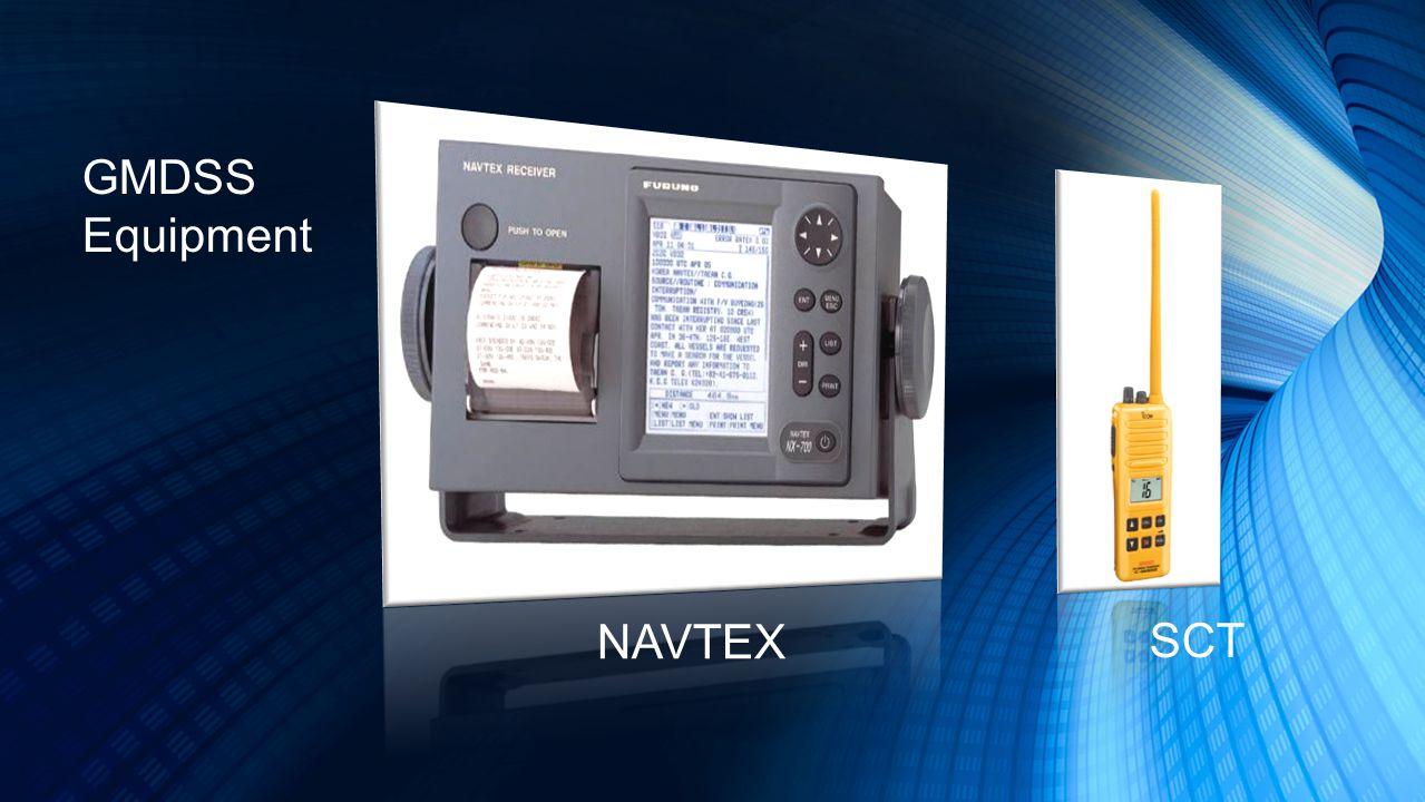 GMDSS Equipment NAVTEX SCT