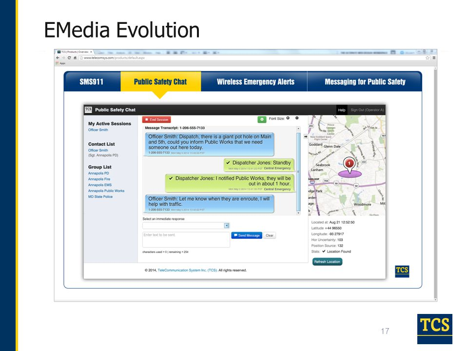 EMedia Evolution