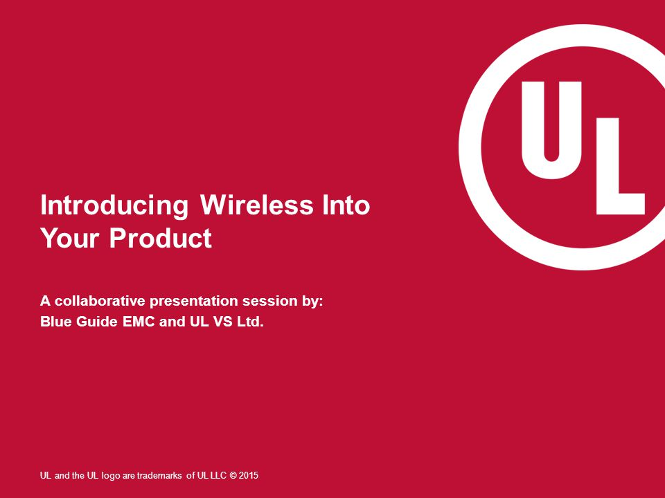 Introducing Wireless Into Your Product
