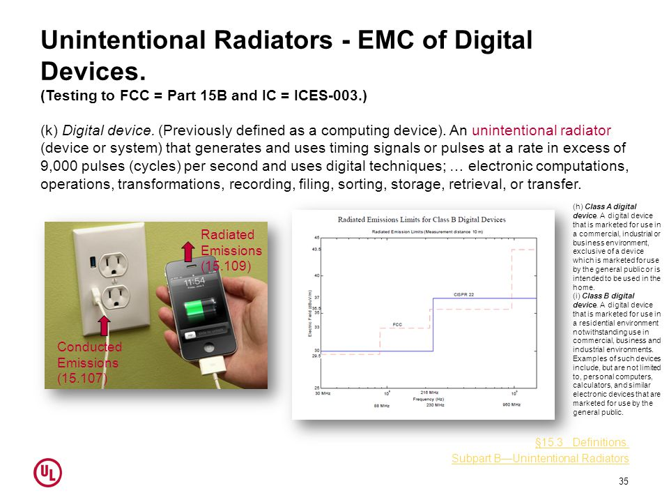 Unintentional Radiators - EMC of Digital Devices