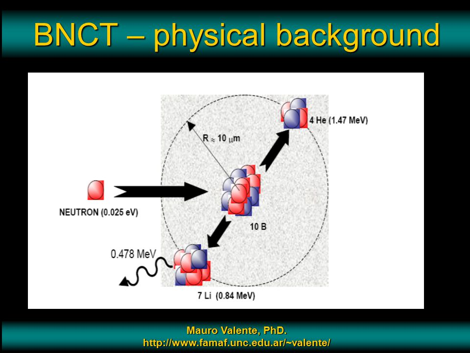BNCT – physical background