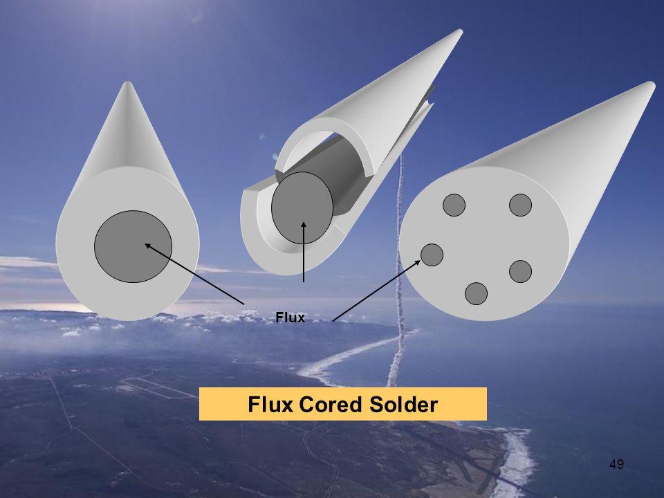 Flux Flux Cored Solder