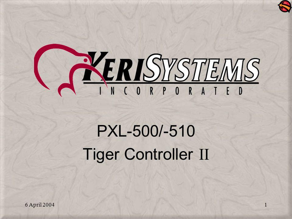 PXL-500/-510 Tiger Controller II