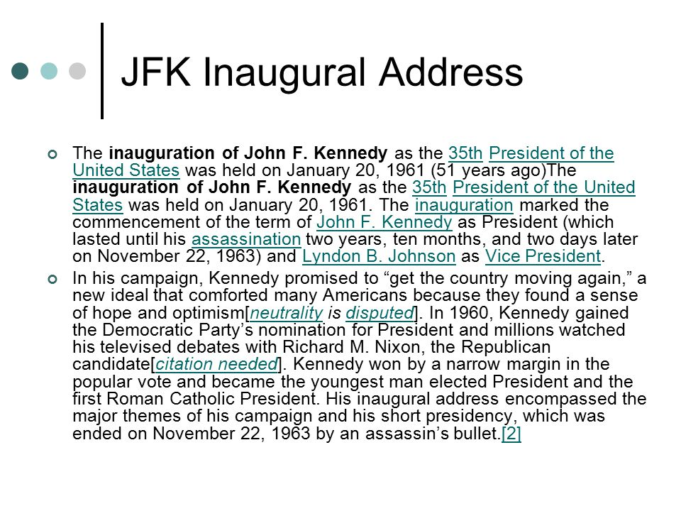 A List Of The Most Powerful Term Paper Topics On John F. Kennedy