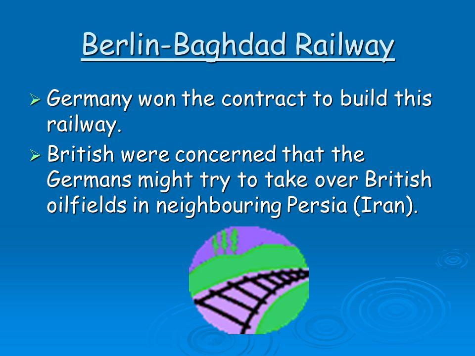 Berlin-Baghdad Railway