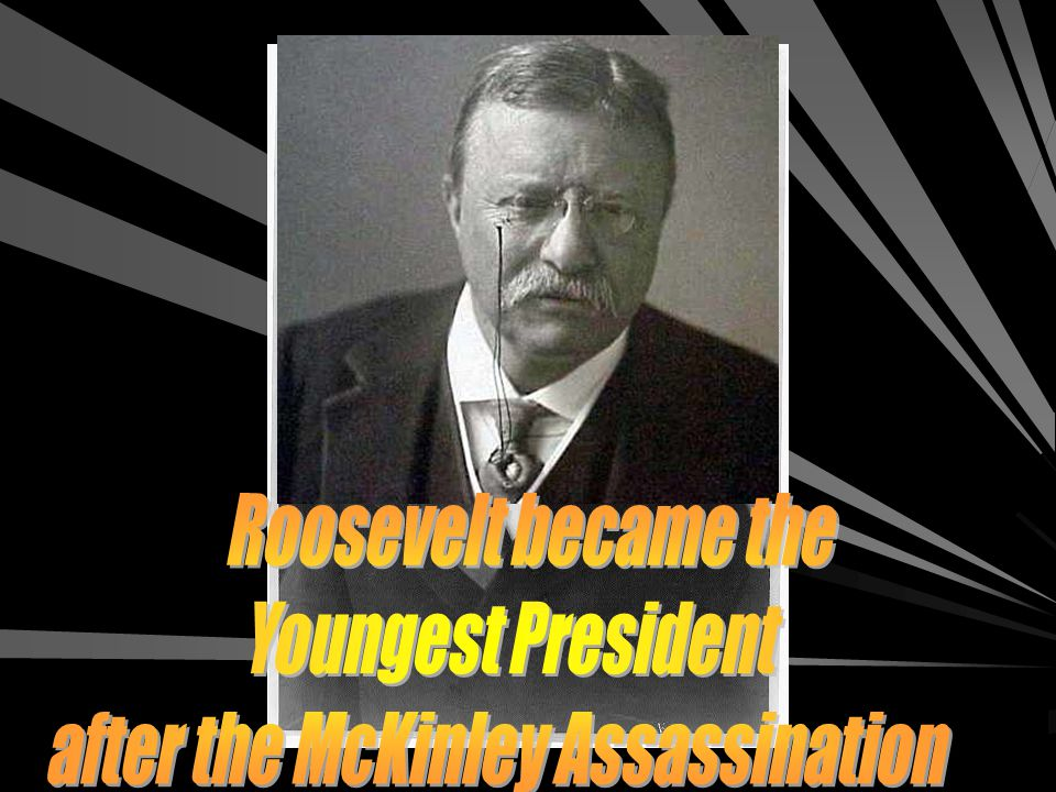 after the McKinley Assassination