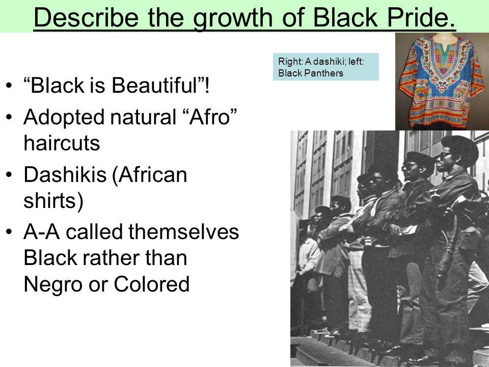 Describe the growth of Black Pride.