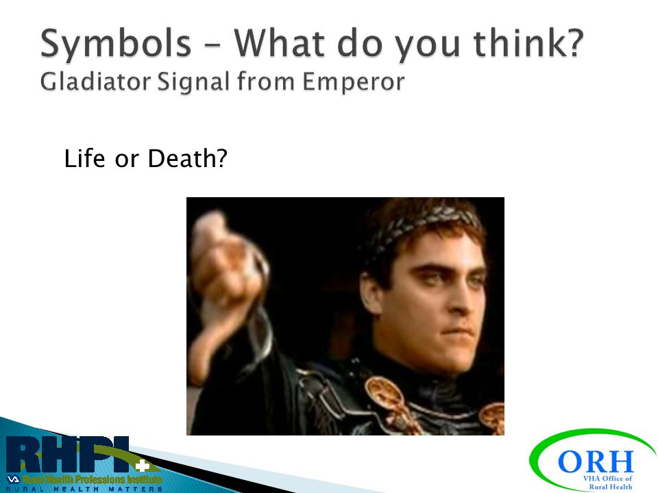 Symbols – What do you think Gladiator Signal from Emperor
