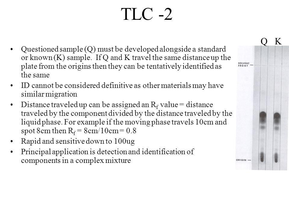 TLC -2 Q K.