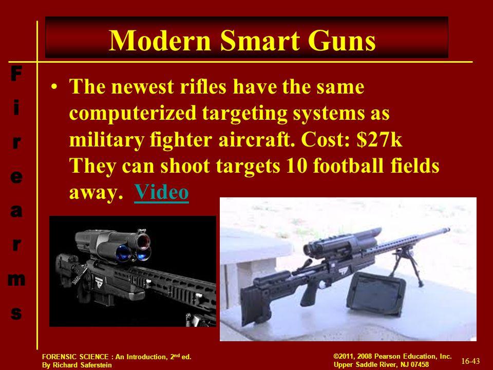 Modern Smart Guns