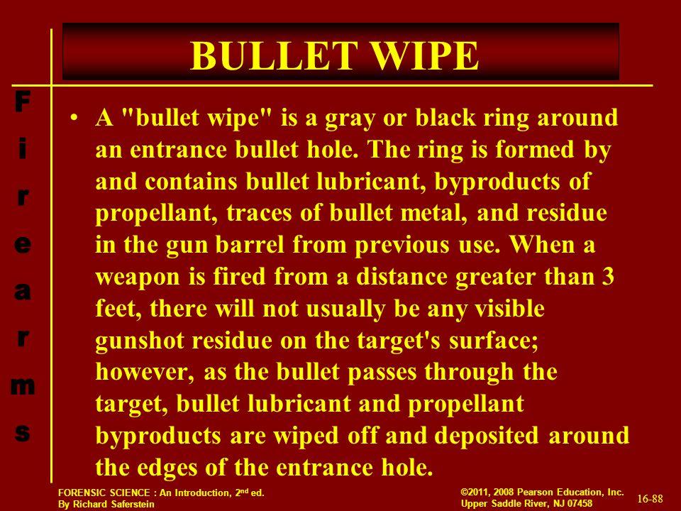 BULLET WIPE