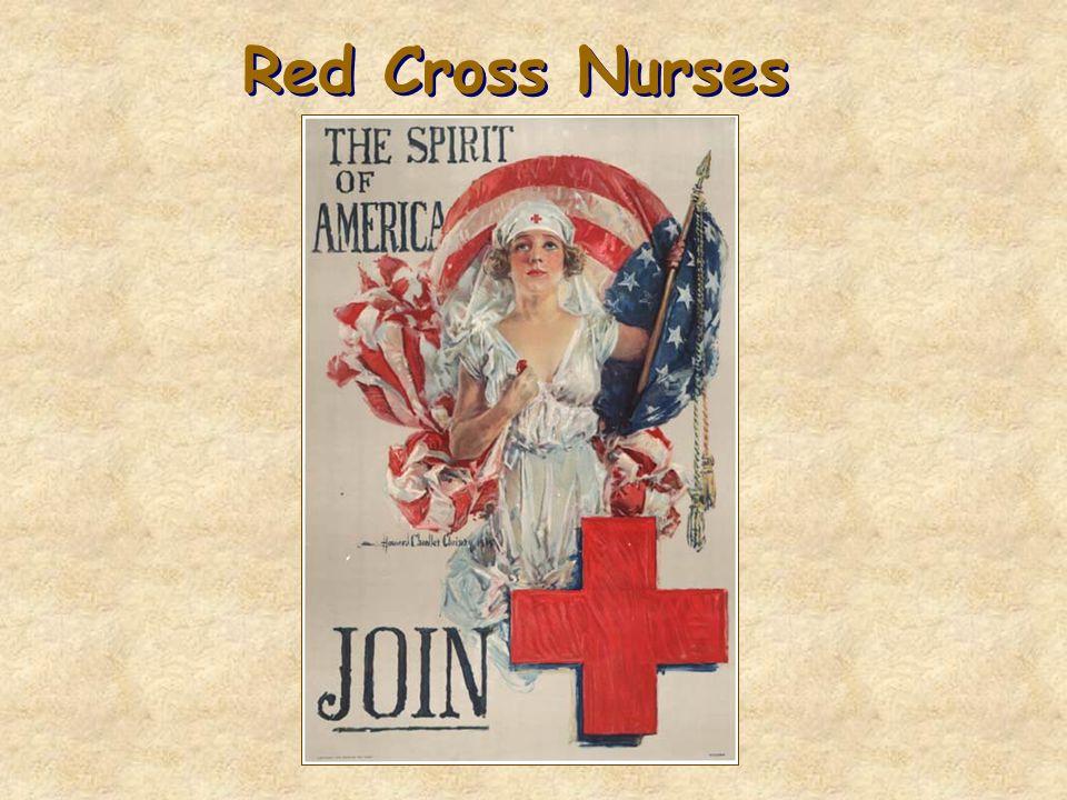 Red Cross Nurses