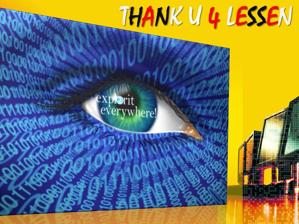 Thank U 4 Lessen