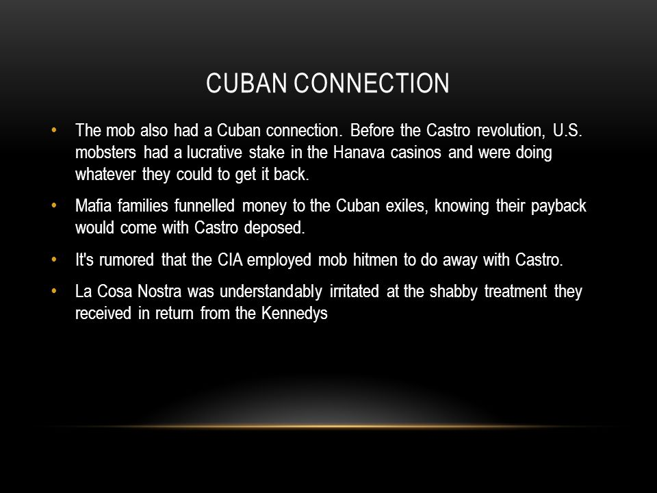 Cuban Connection