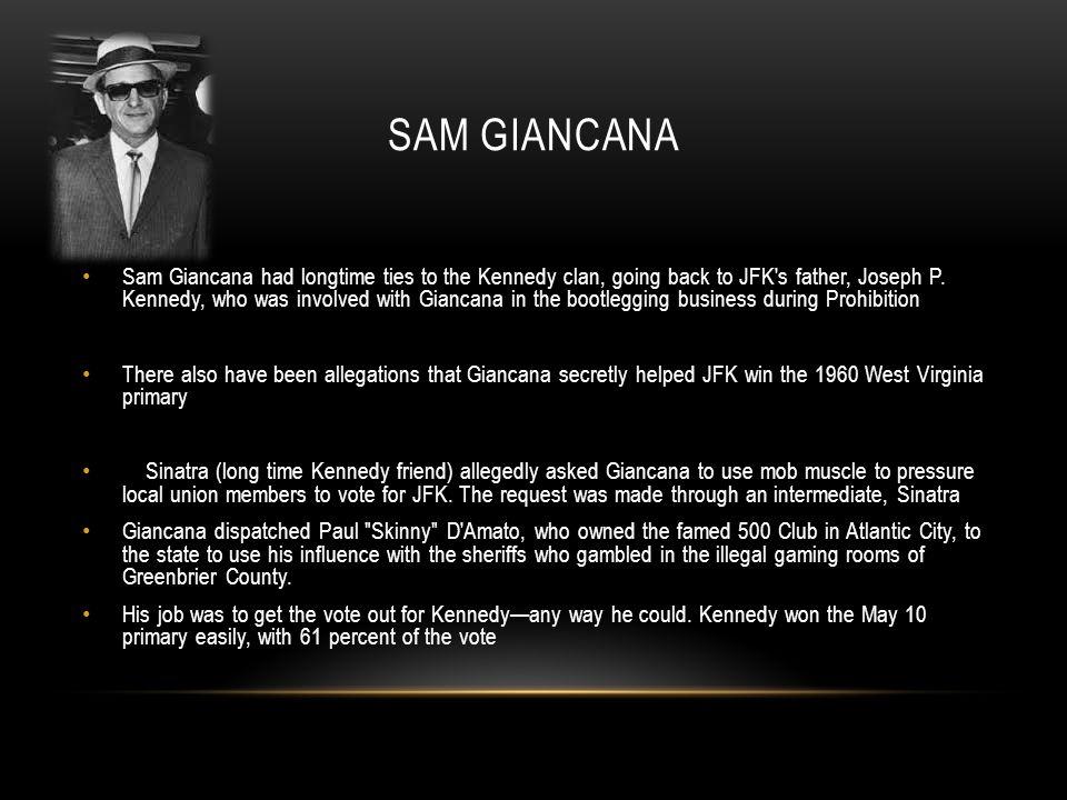 Sam Giancana