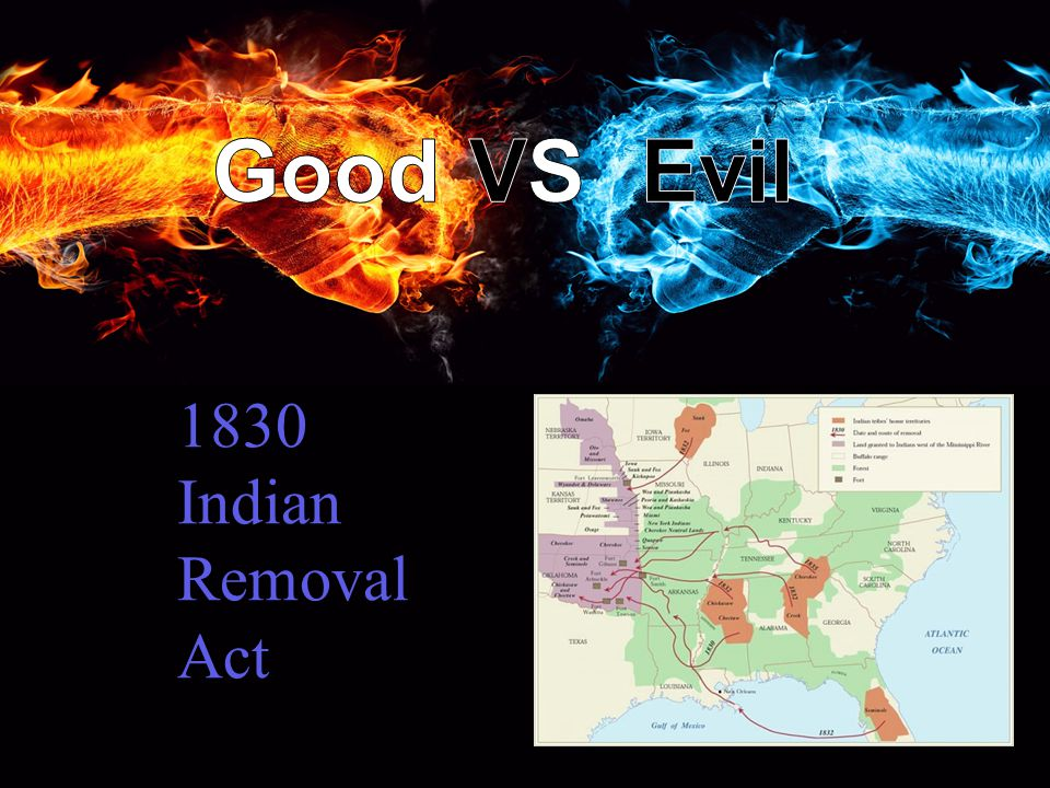 1830 Indian Removal Act