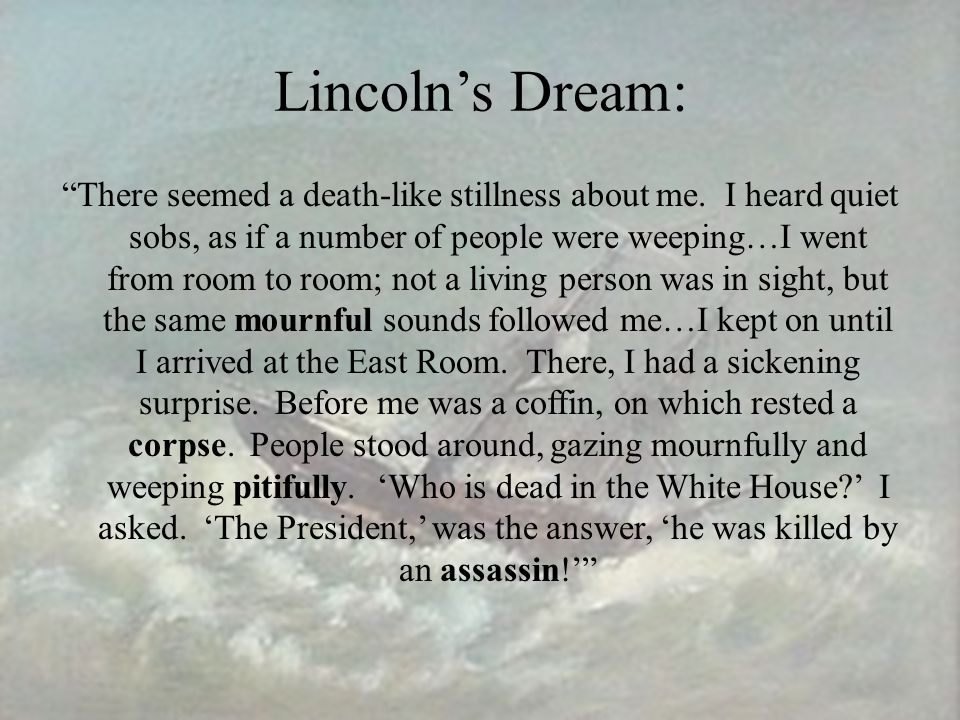 Lincoln's Dream: