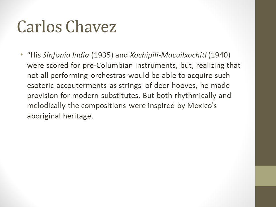 Carlos Chavez