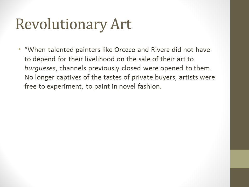 Revolutionary Art