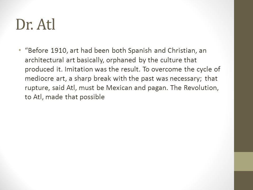 Dr. Atl