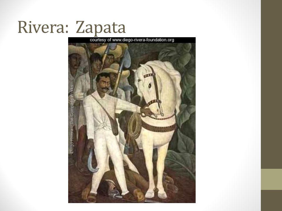 Rivera: Zapata