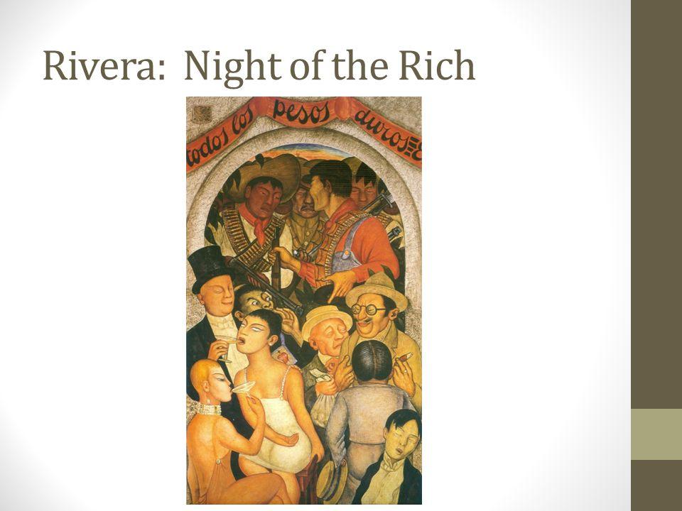 Rivera: Night of the Rich